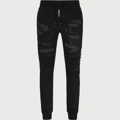 Slim Shady Chill Fit Sweatpant Slim | Slim Shady Chill Fit Sweatpant | Sort