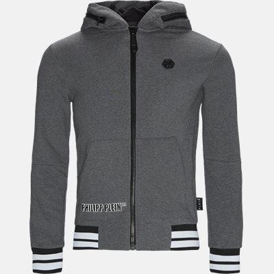 Regular fit | Sweatshirts | Grå