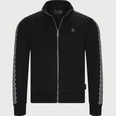 Jogging Jacket Hexagon Regular | Jogging Jacket Hexagon | Sort