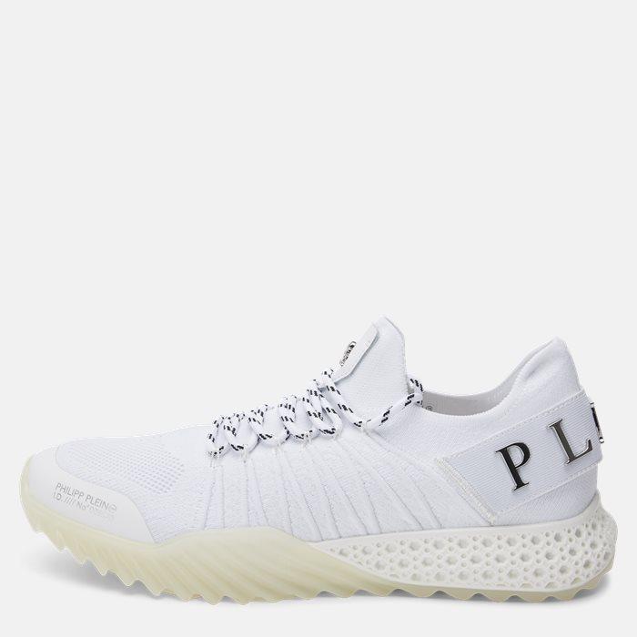 Runner Sneaker - Sko - Hvid