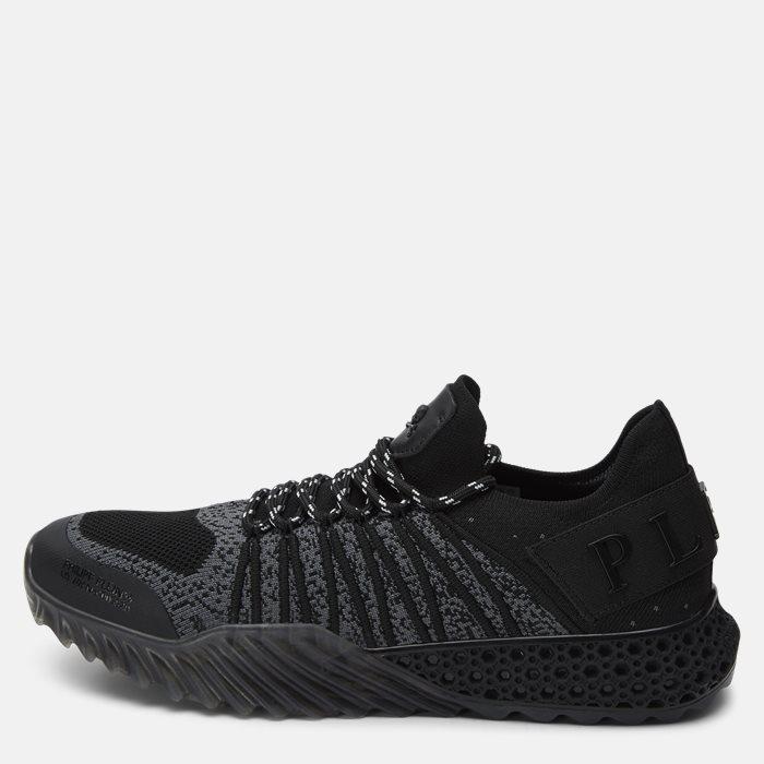 Runner Sneaker - Sko - Sort