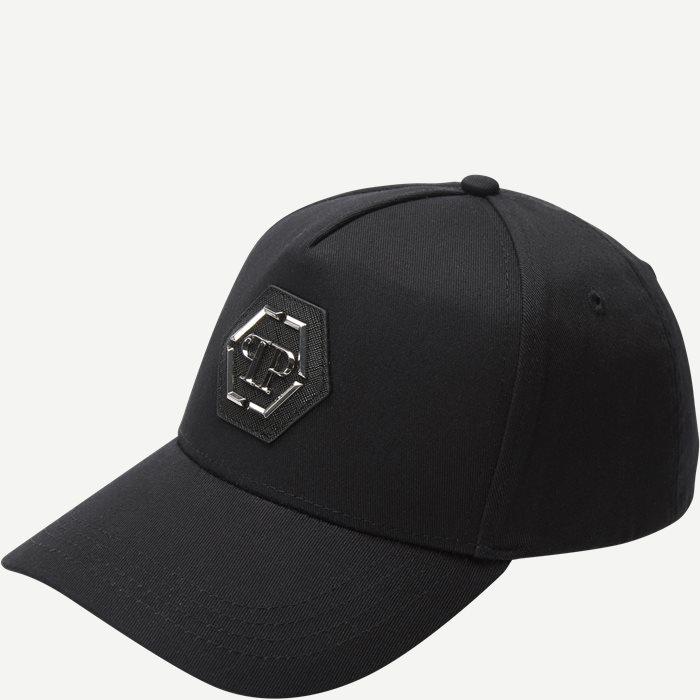 Caps - Regular fit - Sort
