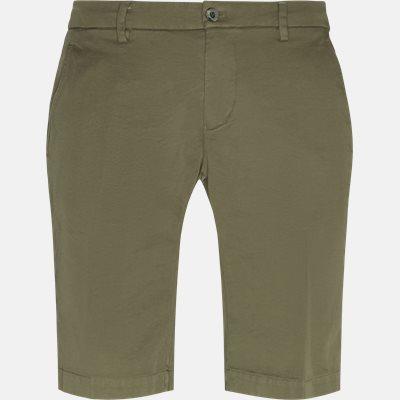 Slim fit | Shorts | Army