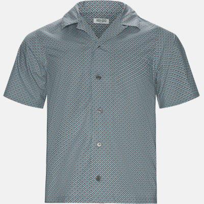Regular fit   Kortærmede skjorter   Turkis