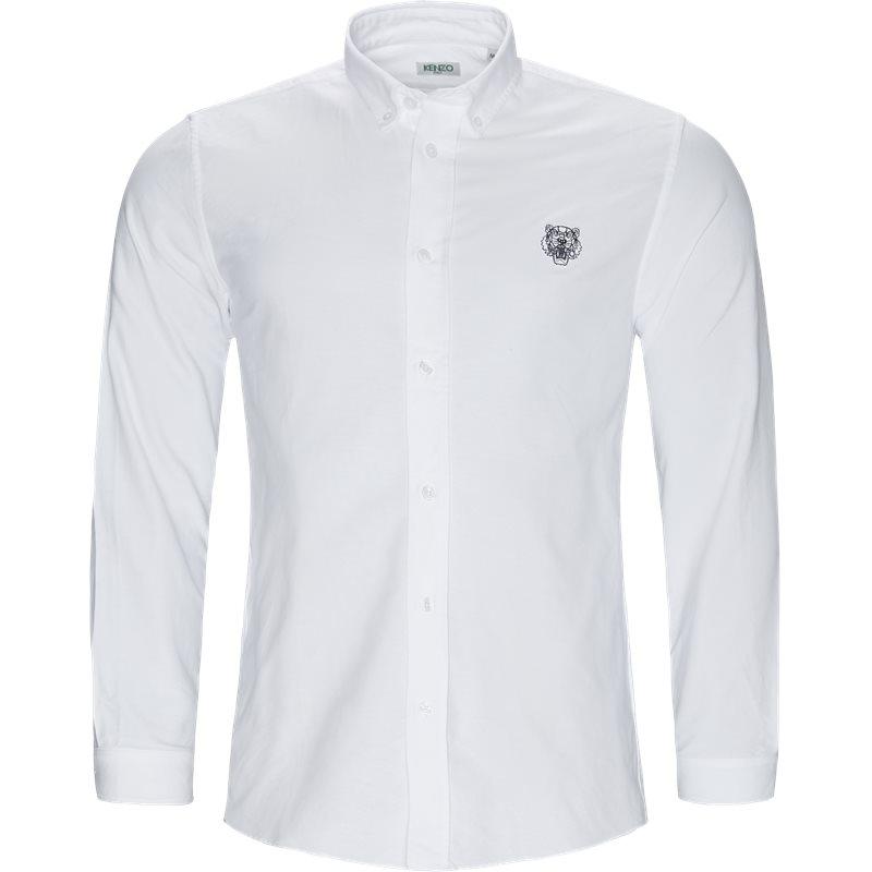 Billede af Kenzo Regular fit FA556400ELD Skjorter Hvid