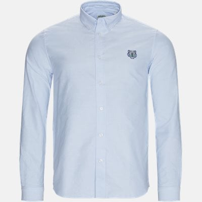 Oxford Skjorte Regular fit | Oxford Skjorte | Blå