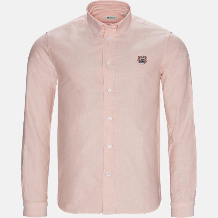Skjorter - Regular fit - Orange