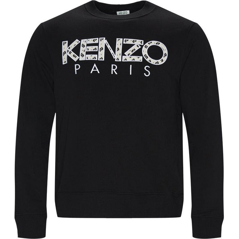 Image of   Kenzo Regular fit FA55SW0004MD Sweatshirts Sort
