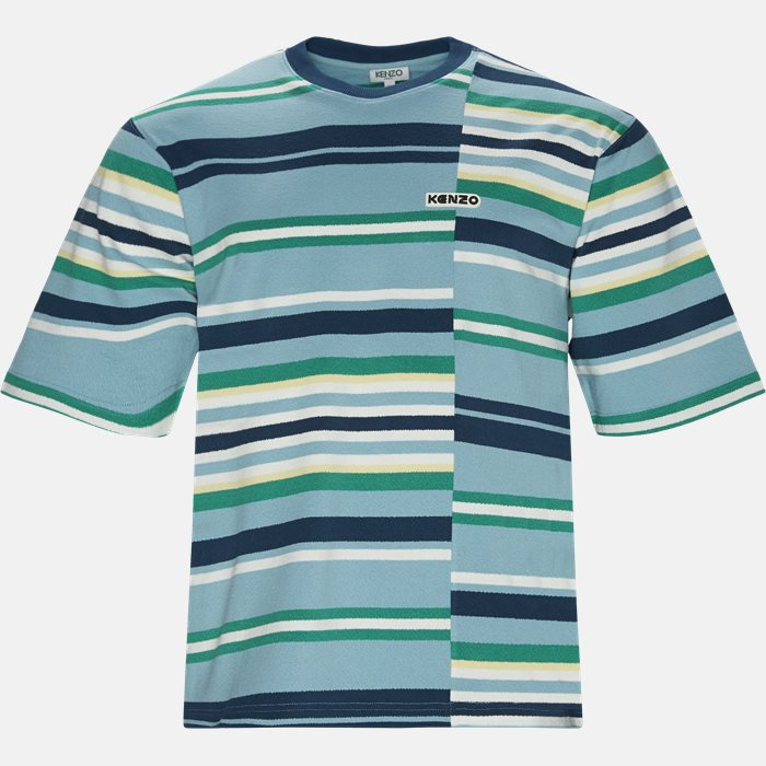T-shirts - Regular fit - Turquoise