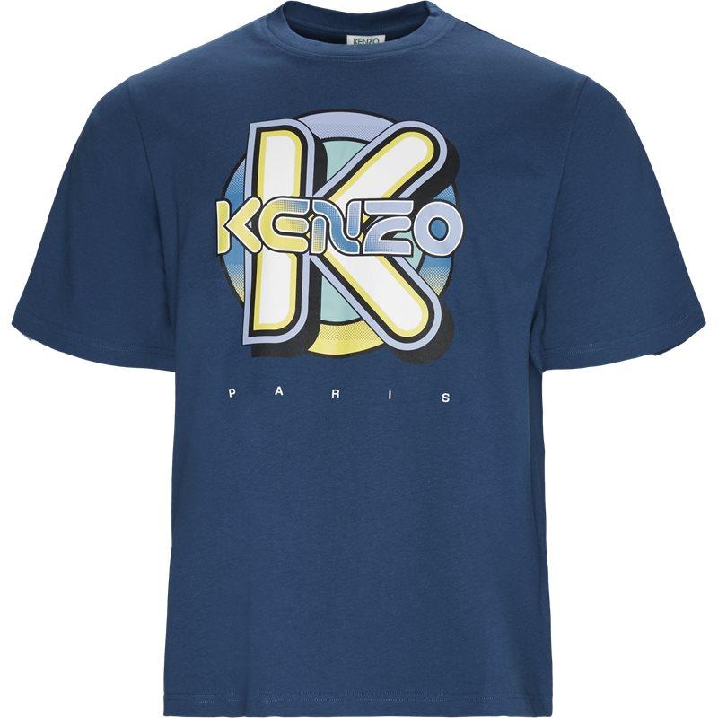 Image of   Kenzo Regular fit FA55TS5054SH T-shirts Blå