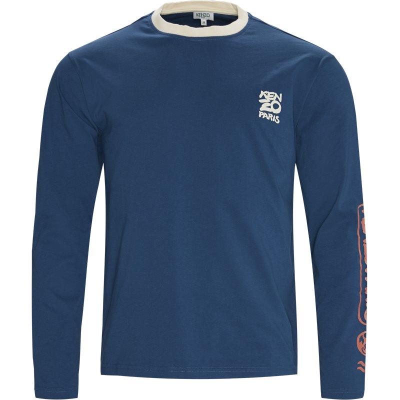 Billede af Kenzo Regular fit FA55TS1874SI T-shirts Blå