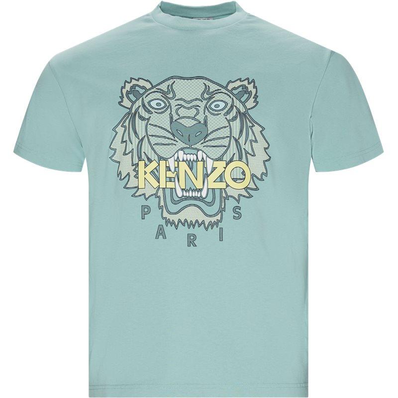 Image of   Kenzo Regular fit FA55TS5114YU T-shirts Mint
