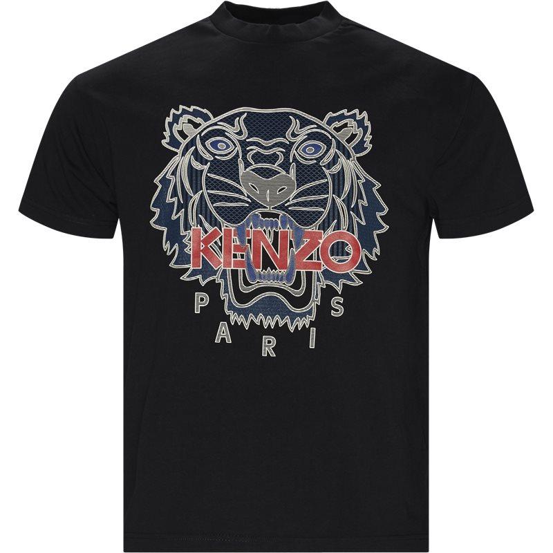 Image of   Kenzo Regular fit FA55TS5114YU T-shirts Sort