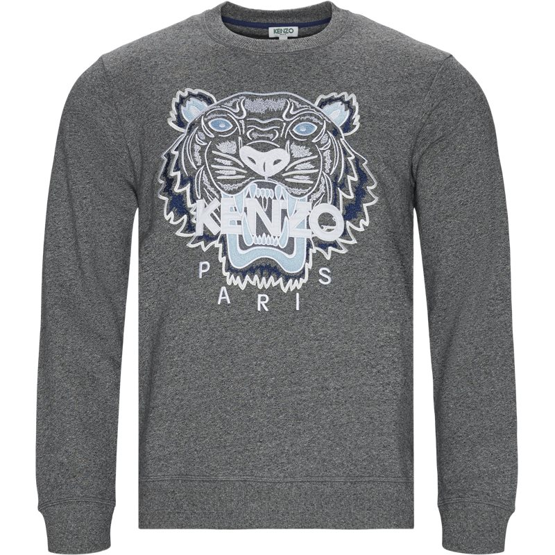 Image of   Kenzo Regular fit FA55SW0014XA Sweatshirts Grå