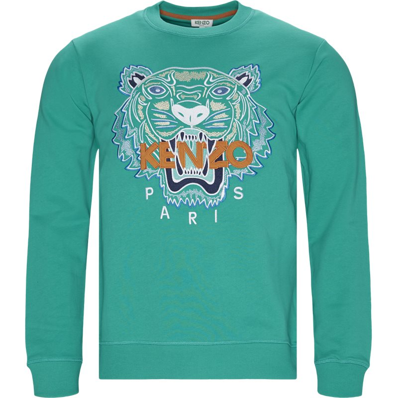 Image of   Kenzo Regular fit FA55SW0014XA Sweatshirts Grøn