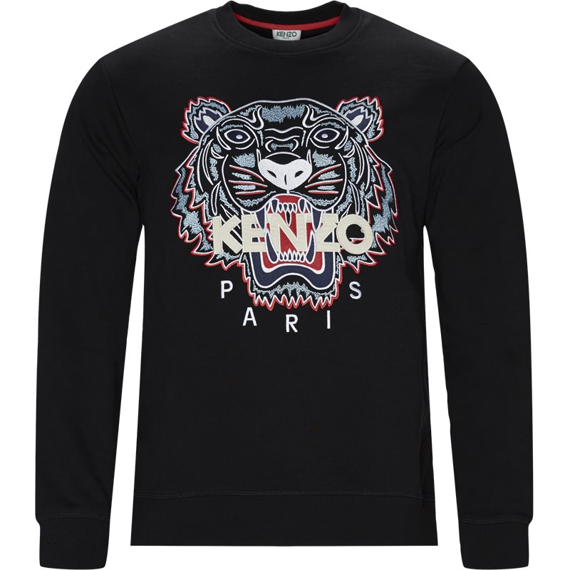 Image of   Kenzo Regular fit FA55SW0014XA Sweatshirts Sort