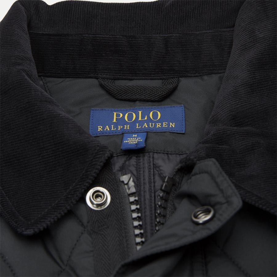 710730008 - Quilted jacket - Jakker - Regular - SORT - 5