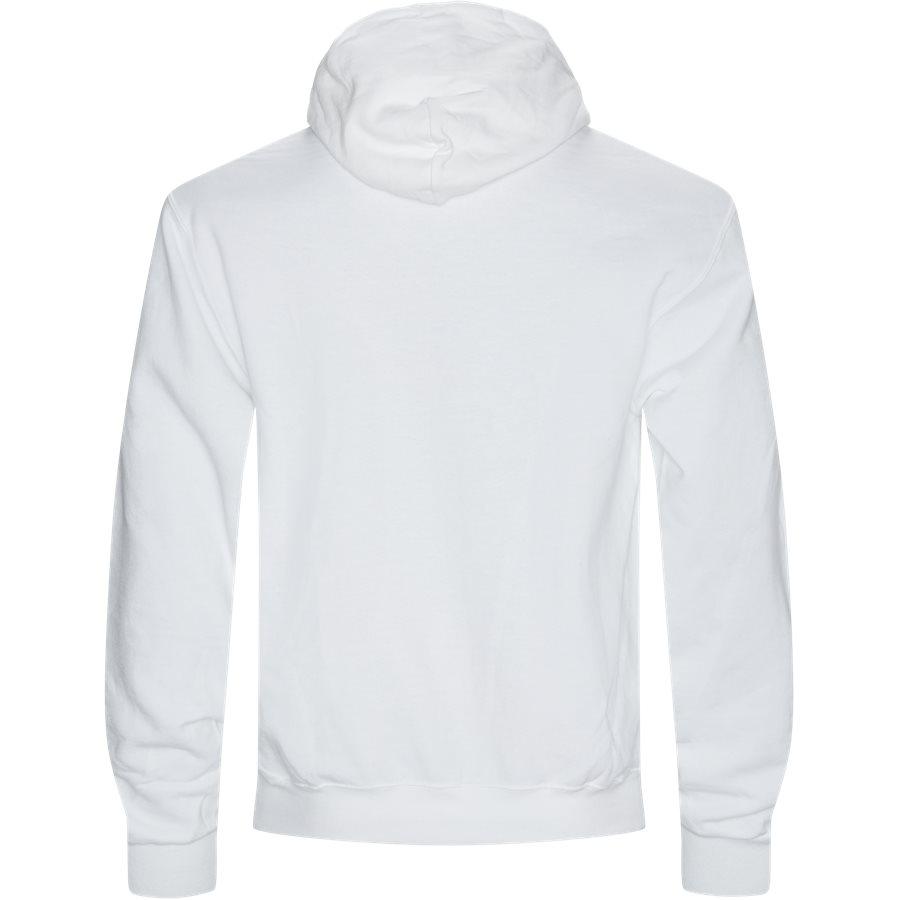 YEEZY ALUMNI HOODIE - Yeezi Alumni Hoodie - Sweatshirts - Regular - HVID - 2