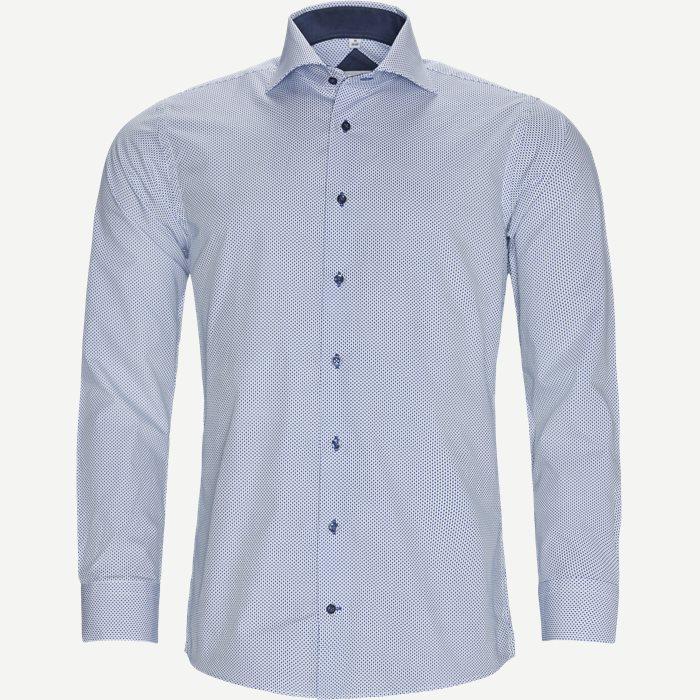 Luca Skjorte - Skjorter - Blå