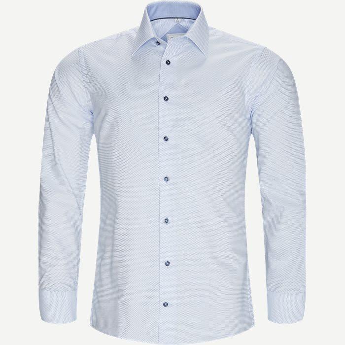 Antonio Skjorte - Skjorter - Blå