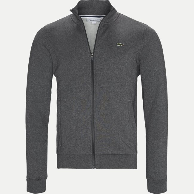 Zip Up Fleece Sweatshirt
