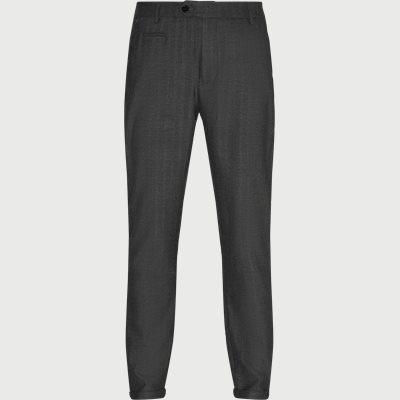 Malus Suit Pant Slim | Malus Suit Pant | Grå