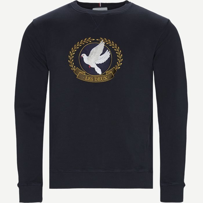 Liberty Sweatshirt - Sweatshirts - Regular - Blå