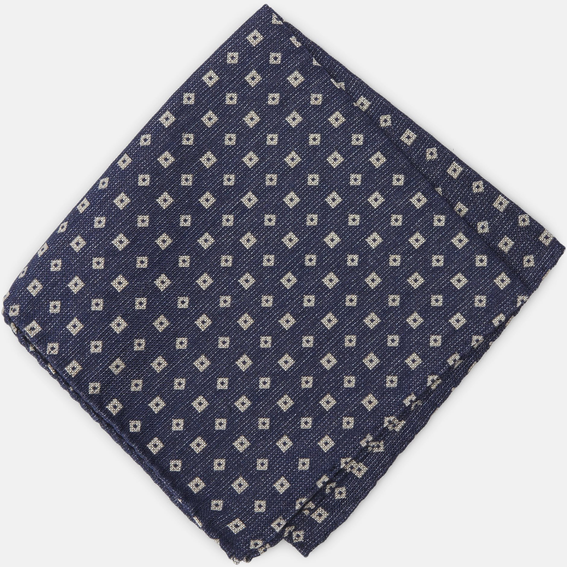 Lommeklud  - Accessories - Blå