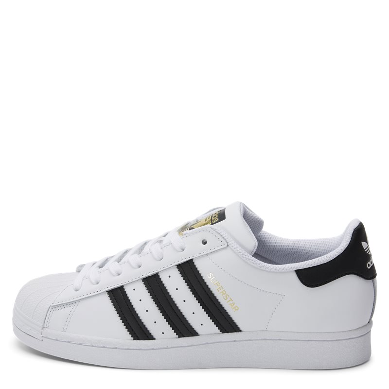Image of   Adidas Originals Superstar Sneaker Hvid