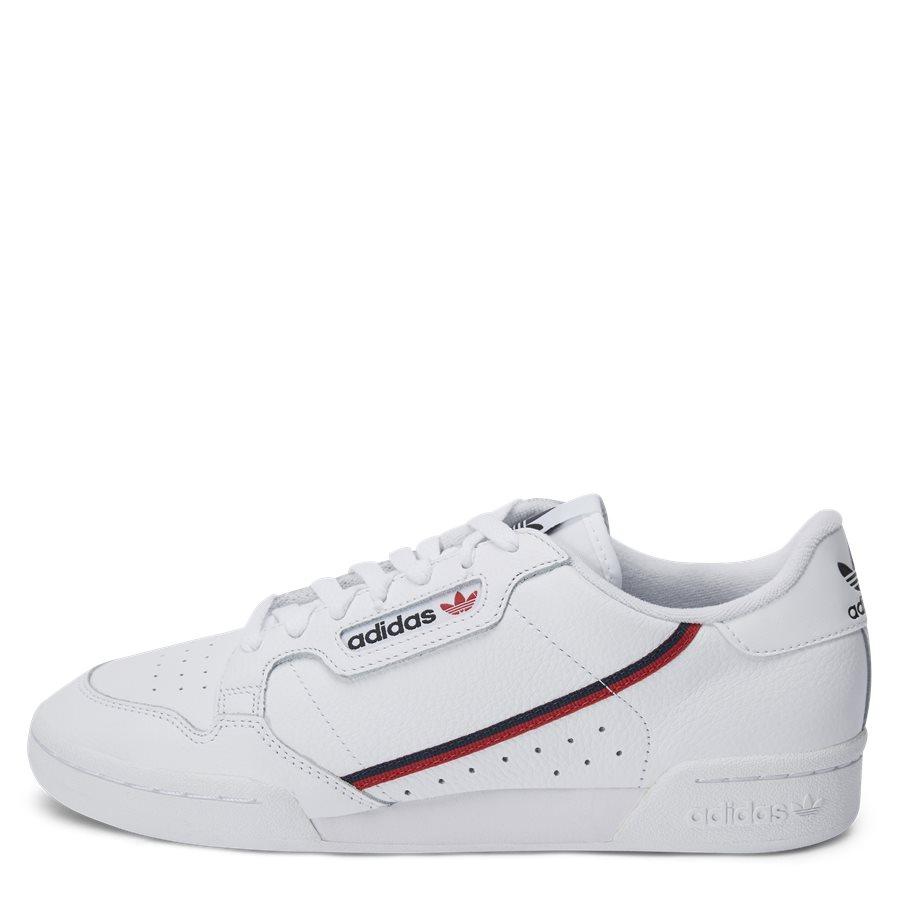 CONTINENTAL 80 G27706 - Continental 80 Sneaker - Sko - HVID - 1