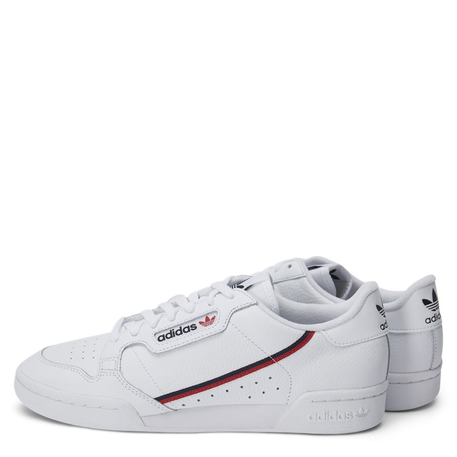 CONTINENTAL 80 G27706 - Continental 80 Sneaker - Sko - HVID - 3