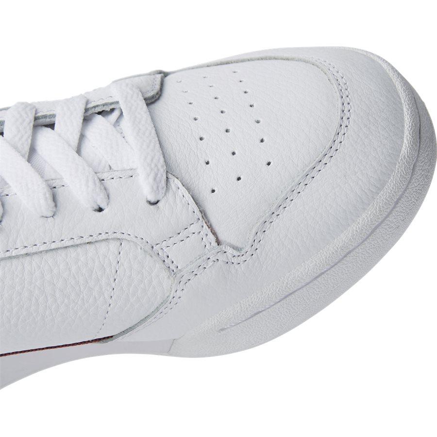 CONTINENTAL 80 G27706 - Continental 80 Sneaker - Sko - HVID - 4
