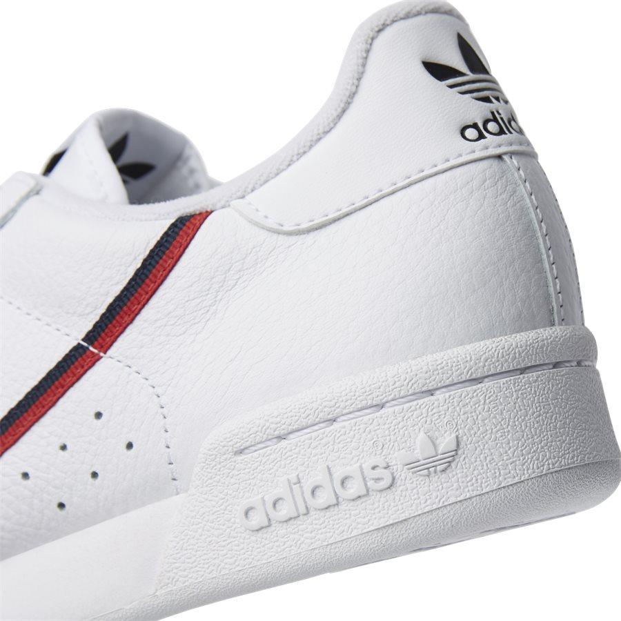 CONTINENTAL 80 G27706 - Continental 80 Sneaker - Sko - HVID - 5