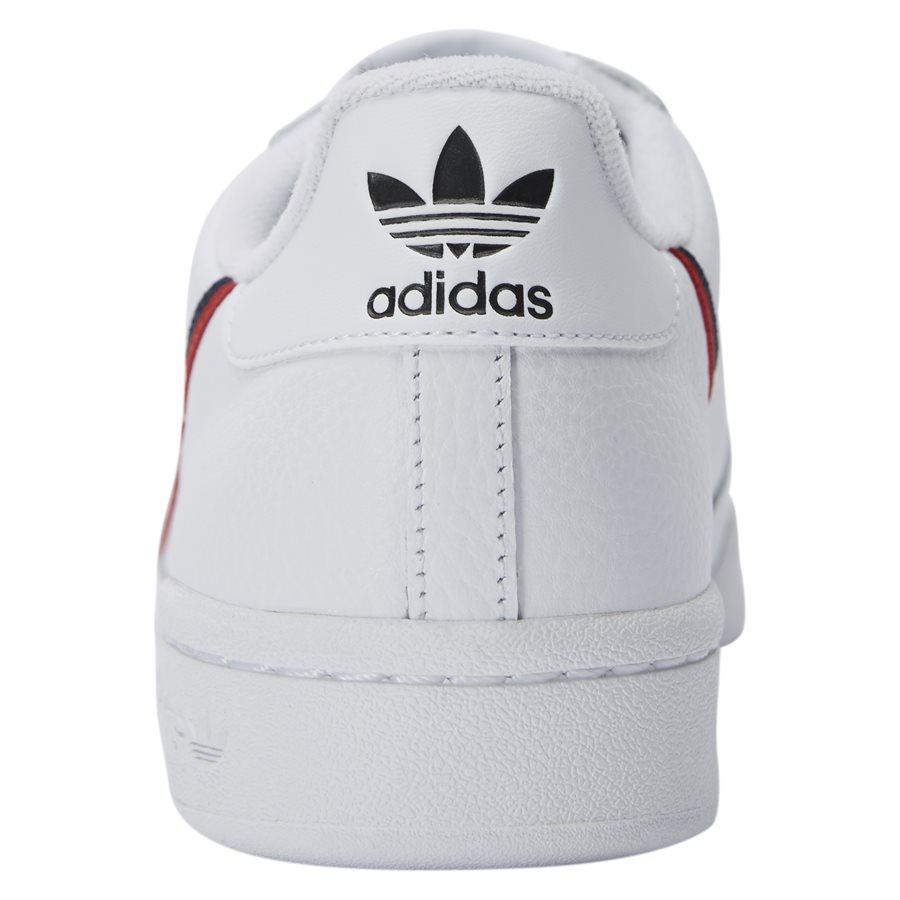 CONTINENTAL 80 G27706 - Continental 80 Sneaker - Sko - HVID - 7