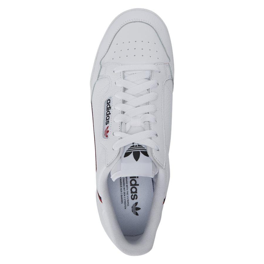 CONTINENTAL 80 G27706 - Continental 80 Sneaker - Sko - HVID - 8