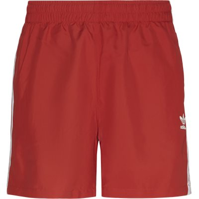 Regular | Shorts | Röd