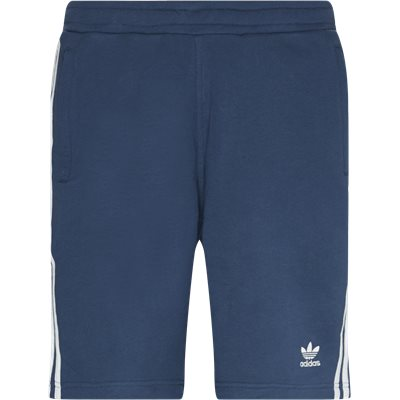 3 Stripe Shorts Straight fit | 3 Stripe Shorts | Blå