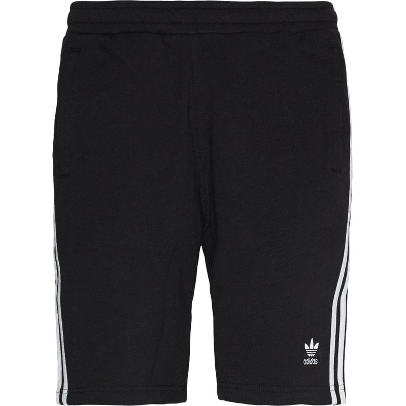Billede af Adidas Originals 3 Stripe Shorts Sort