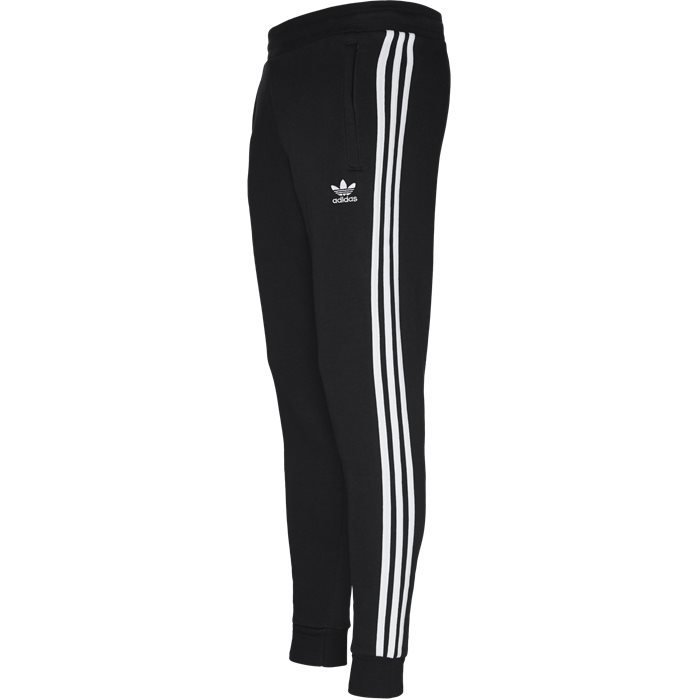 3 Stripe Pant - Bukser - Tapered fit - Sort