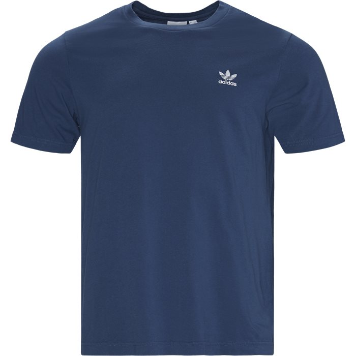 T-shirts - Regular - Blue
