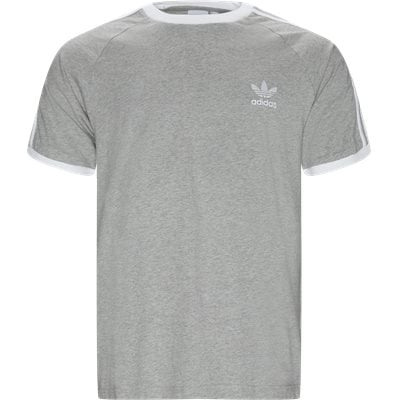 3 Stripe Tee Regular | 3 Stripe Tee | Grå