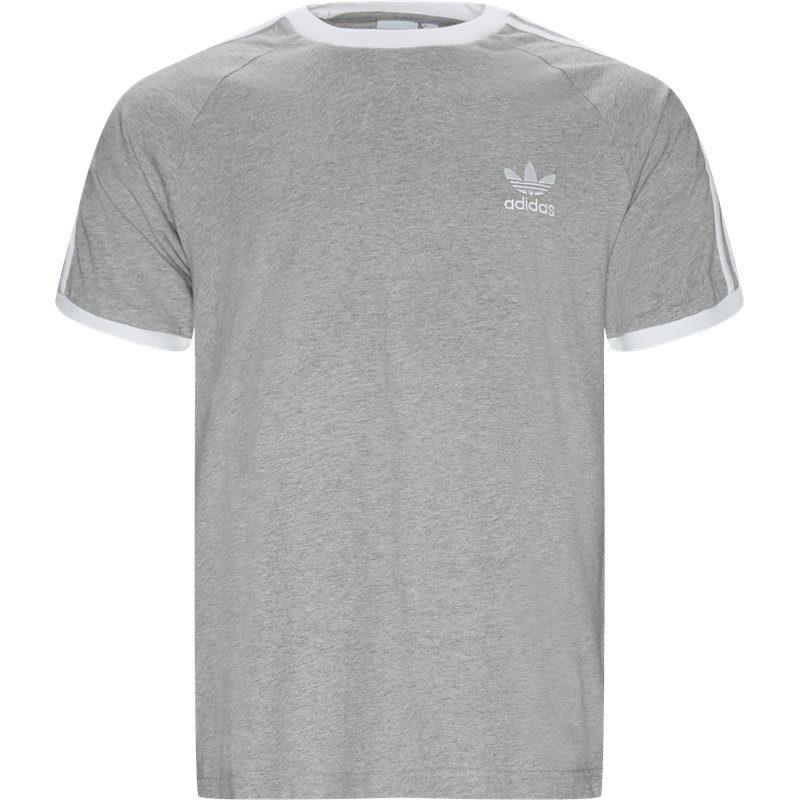Image of Adidas Originals 3 Stripe Tee Grå