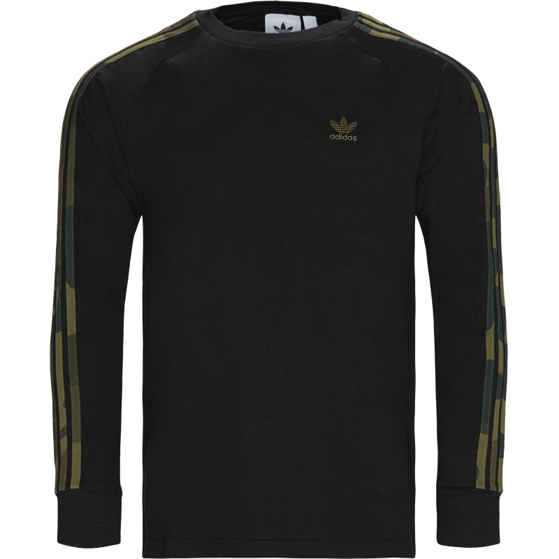 Image of   Adidas Originals Camo Ls Tee Camo