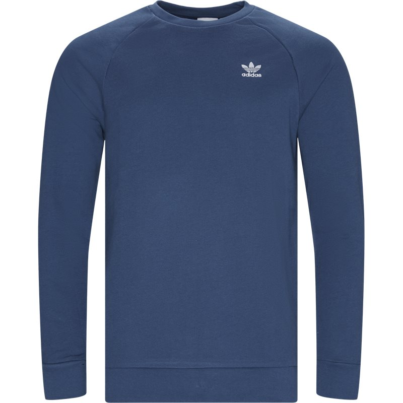 Image of   Adidas Originals Essential Crew Neck Sweatshirt Blå