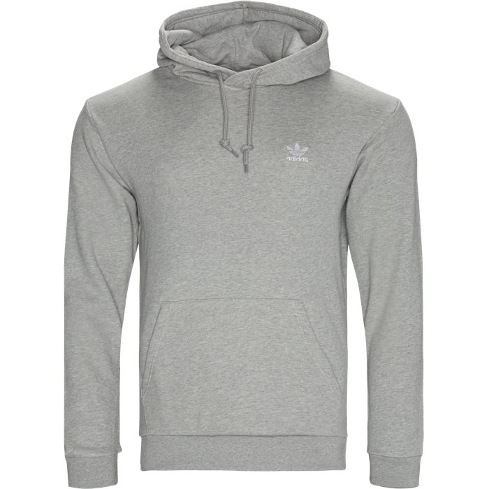 Essential Hoody - Sweatshirts - Regular - Grå