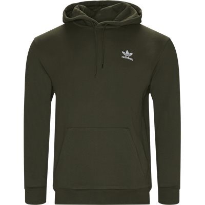 Essential Hoody Regular | Essential Hoody | Grøn