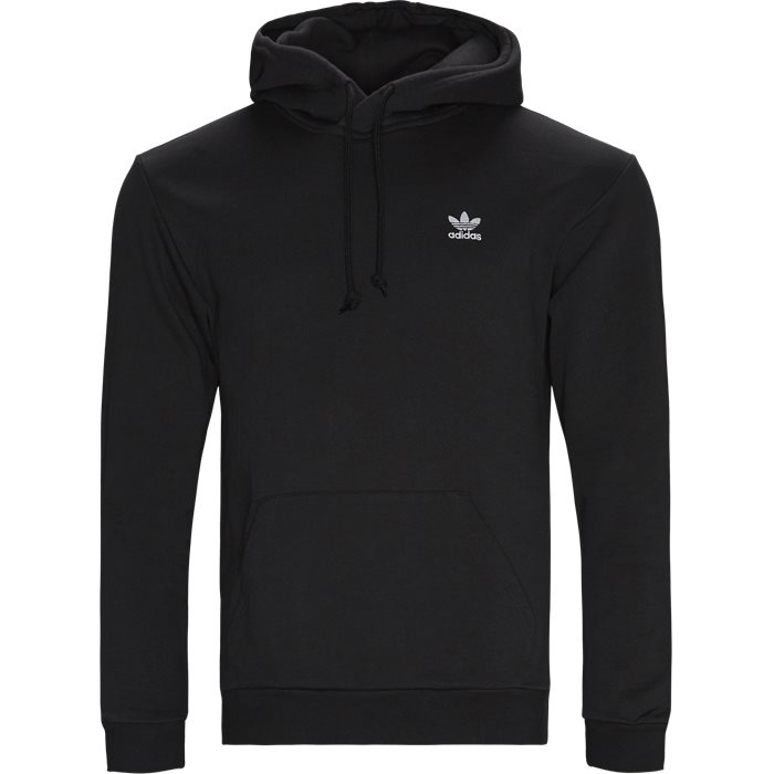 Essential Hoody - Sweatshirts - Regular - Sort