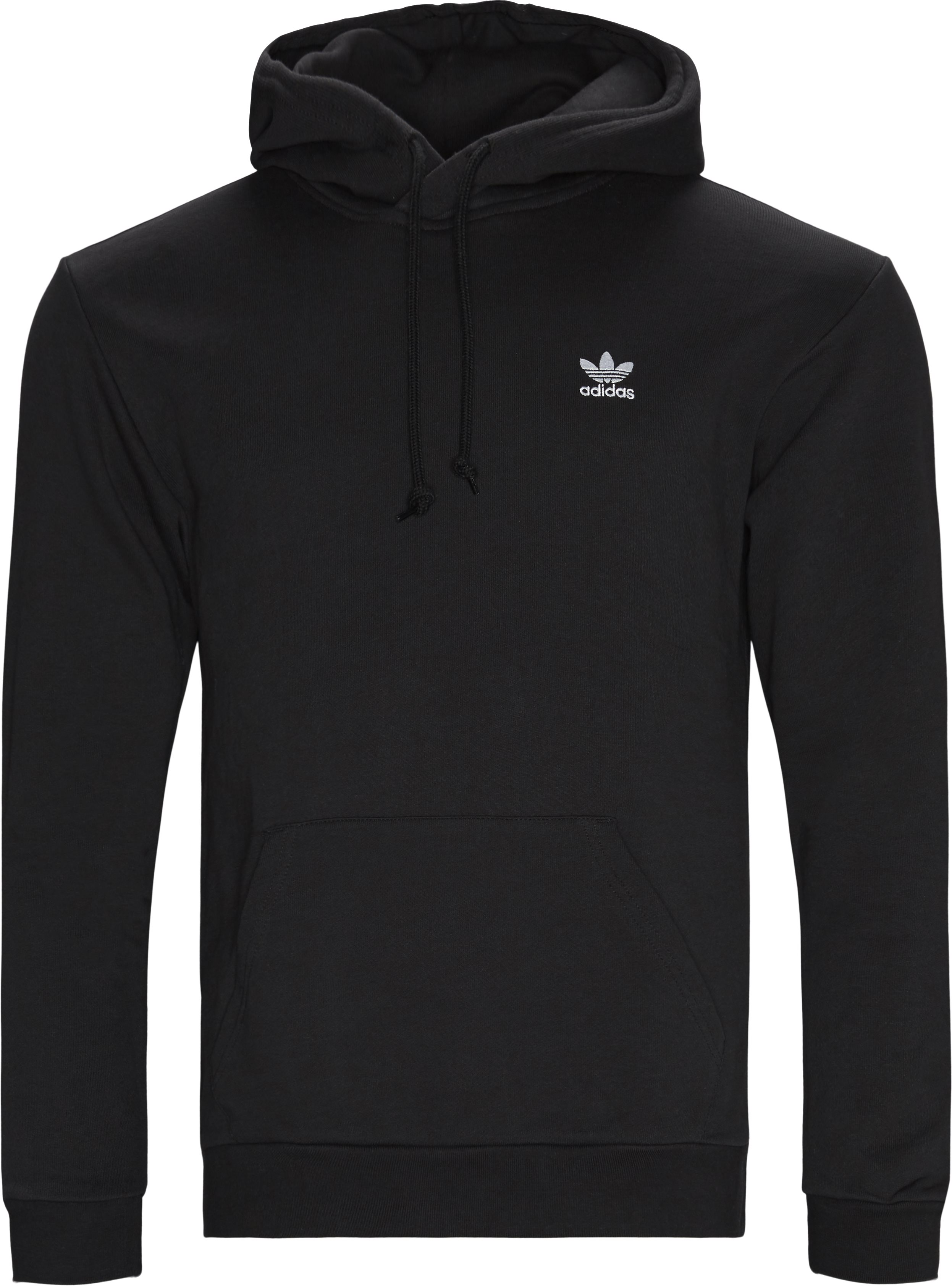 Essential Hoody - Sweatshirts - Regular - Sort