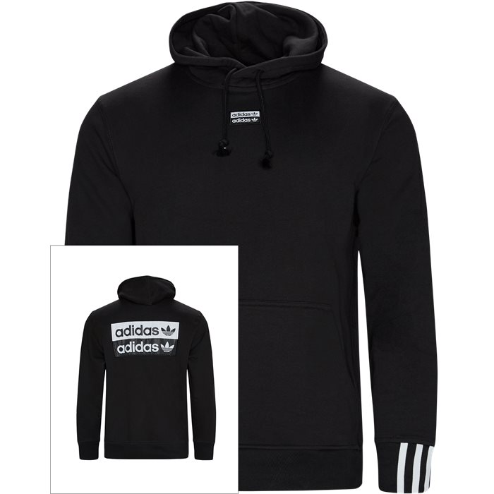F OTH Hoodie - Sweatshirts - Regular - Sort