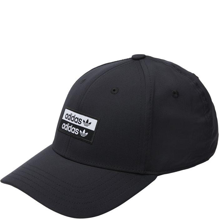 BBall Cap - Caps - Sort